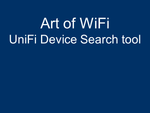 """Ever """"lost"""" a UniFi device in your UniFi controller?"""